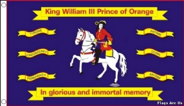 William Of Orange  (Northern Ireland)